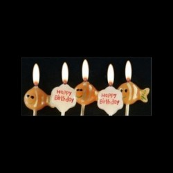 Les Mini-Figurines Poissons