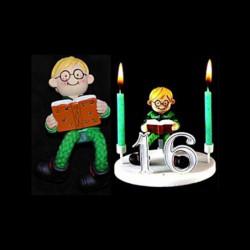 Mr. Zozo apprenti-magicien pour anniversaire