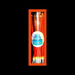 18 Bougies Bouquet Orange
