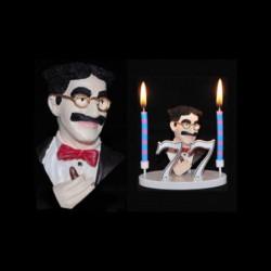 Groucho Marx pour anniversaire