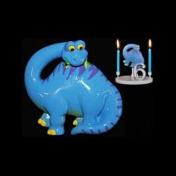 Le diplodocus pour anniversaire