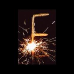 Stick lettre E