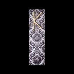Stick lettre K