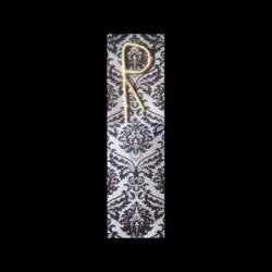 Stick lettre R