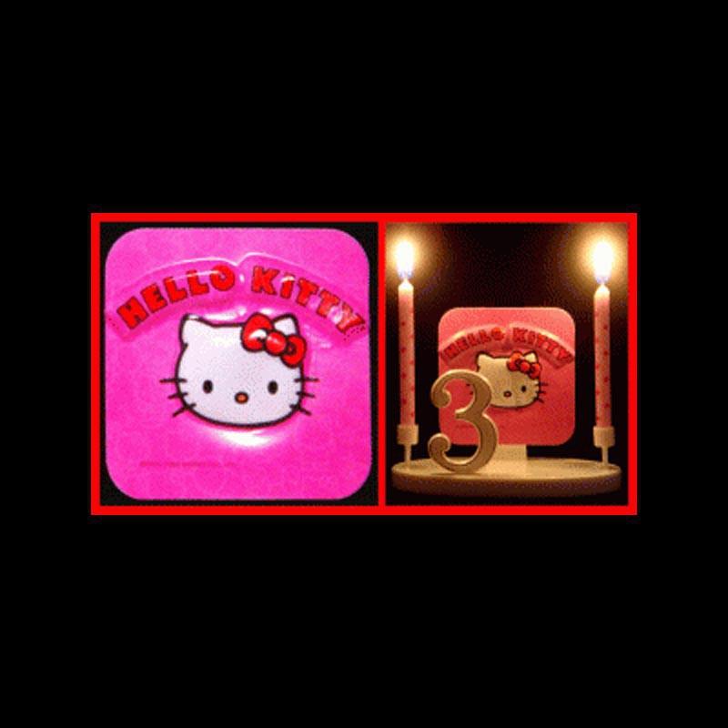 Hello Kitty le portrait