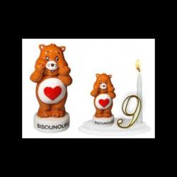 Bisounours Grosbisou pour anniversaire