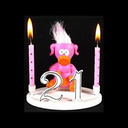 Le Punki cochon pour anniversaire