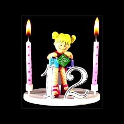 Mlle Zozo la Dépensière pour anniversaire