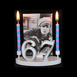 Marlon Brando pour anniversaire