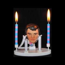 Elvis Presley pour anniversaire
