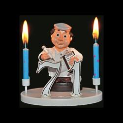 L'artisan, le plombier, l'électricien, etc... pour anniversaire
