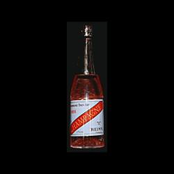 Champagne rosé pour anniversaire