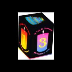 Bougie luminescente n°6