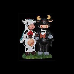 Les Vaches Mariées pour Anniversaire