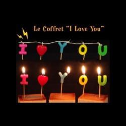 """Le Coffret """"I Love You"""" Éclair"""